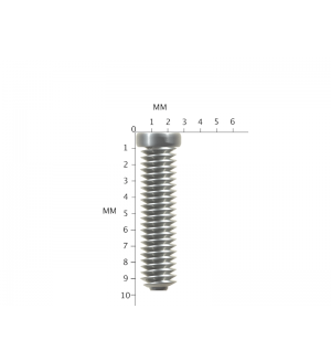 100x Replacement Silver Laptop Screws M2X9mm Philips Drive Screw M2X9L PM2X9.0
