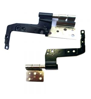 Replacement LCD Screen Hinges For DELL LATITUDE E5520 3RCYY 31FVT A50 Left & Right Hinge