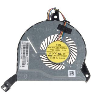 Replacement CPU Cooling Fan For HP Pavilion 14T-V 14-V 14Z-V 15-P 15-V 15-P 17-F Q139 Fits For SlateBook 14-P