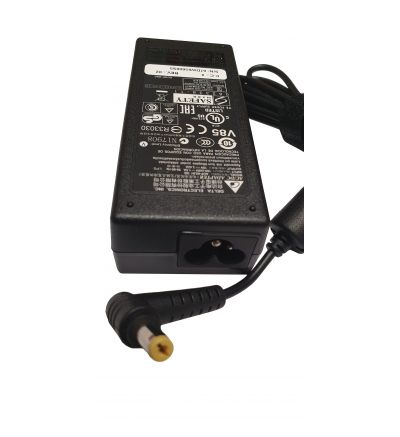 Replacement AC Adapter/Power Supply Delta 19v 3.42a For ASUS Laptop P/N ADP-65JH WITHOUT CORD