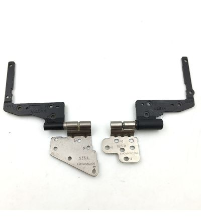Replacement Hinges For DELL LATITUDE E5530 5530 DISPLAY HINGES LAPTOP SCREEN AM0M1000100 AM0M1000200