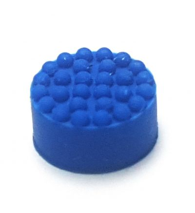 Replacement Dell Blue Pointer Rubber Track point 3x3mm Dome Cap Laptop Mouse stick Notebook