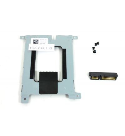 Replacement HDD Hard Drive Kit of Connector + Caddy For Dell Lattitude E5420 Laptop C49RW