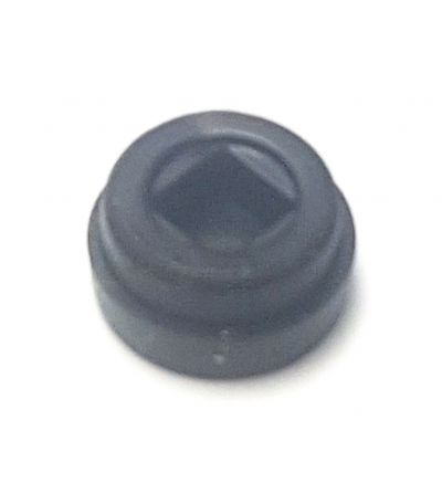 100x Replacement Dell Black Pointer Rubber Track point 3x3mm Dome Cap Laptop Mouse stick Notebook